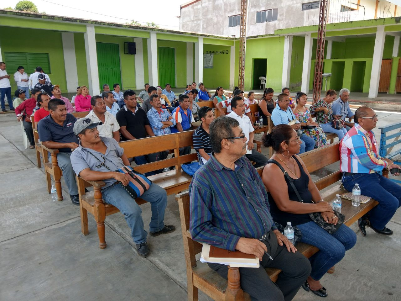En Huixtla, impulsan prevención y participación ciudadana