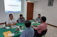 Encabezan Fiscalía de Chiapas y Guatemala reunión en materia de seguridad