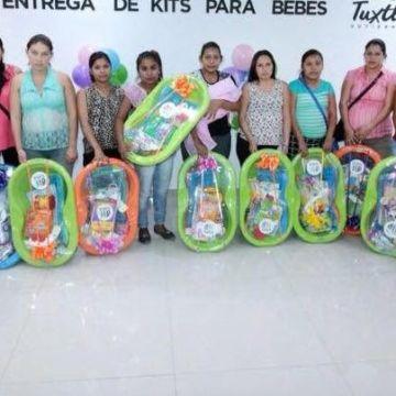 Ayuntamiento de Tuxtla Gutiérrez mantiene respaldo a las mujeres embarazadas