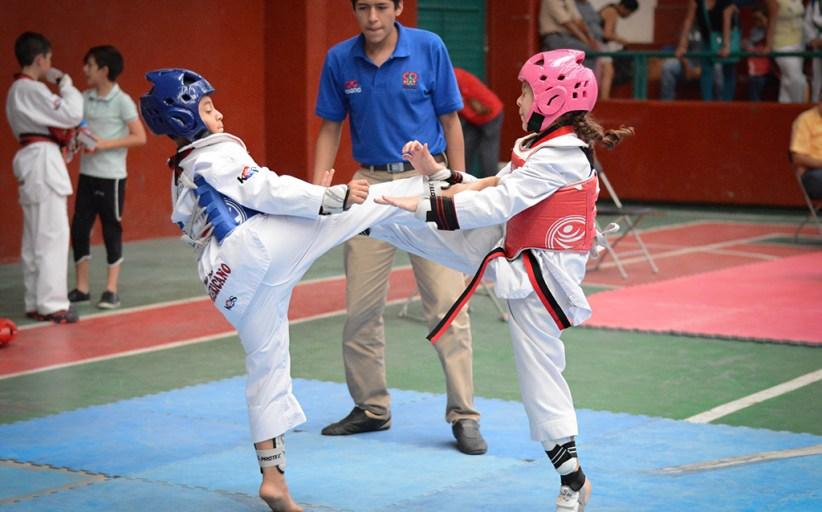Listo el Estatal de TKD de los Juegos Escolares
