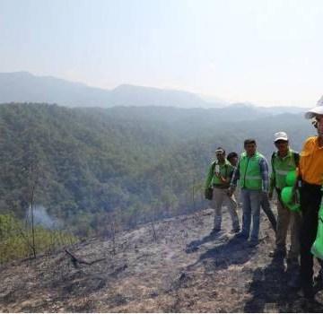 La prevención y colaboración evitan incendios