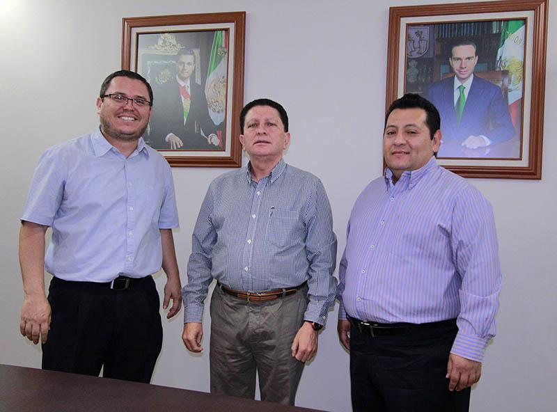 Estrechan coordinación Gobierno de Chiapas y órganos electorales