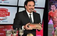 Hugo Sánchez quiere ver campeón del mundo a México antes de morir