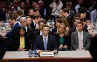 'Fue mi error y lo siento': Zuckerberg ante el Senado de EU