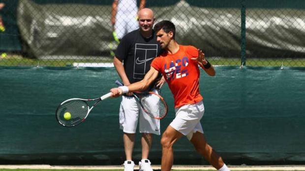 Radek Stepanek deja de ser entrenador de Novak Djokovic