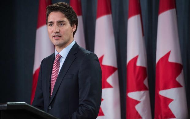 Canadá respalda ataques de EU en Siria