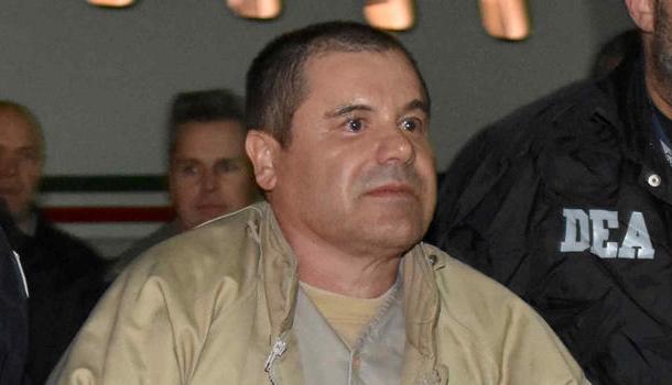 Podría alcanzar cadena perpetua El Chapo