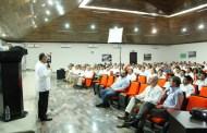 """Con gran éxito culminó la Conferencia Magistral """"El Rol de las Naciones Unidas y la Respuesta a Desastres"""" en la Escuela Nacional de Protección Civil Campus Chiapas"""