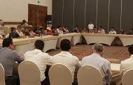 Mesa de diálogo Gobierno del Estado y Sección VII SNTE