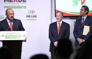 René Juárez redoblará esfuerzos en la campaña de José Antonio Meade
