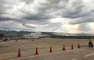 Inauguran ruta de avión Tuxtla Gutiérrez-Mérida