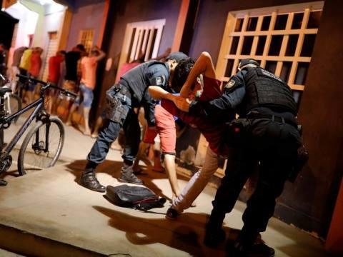 En Brasil, más de 650 detenidos por homicidio y feminicidio