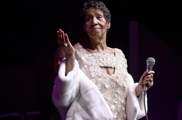 Aretha Franklin hizo llorar hasta a Barack Obama