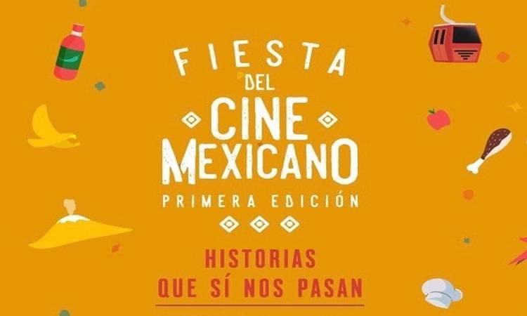 Lanzan Fiesta del Cine Mexicano