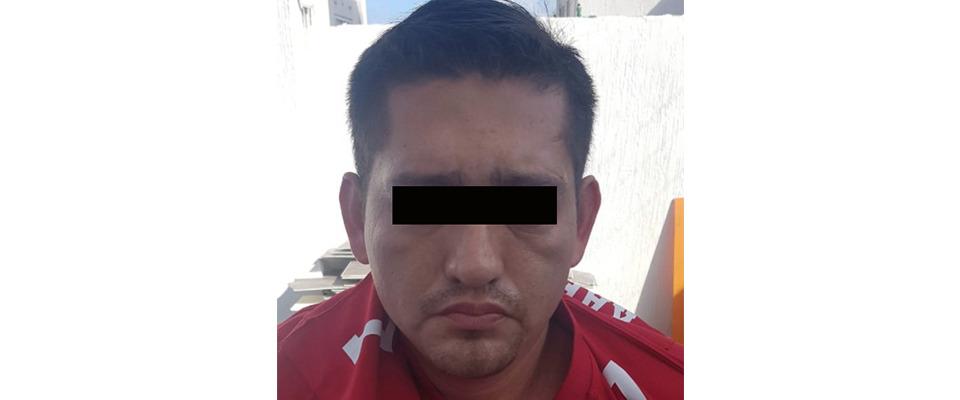 Presunto homicida de Mario Gómez
