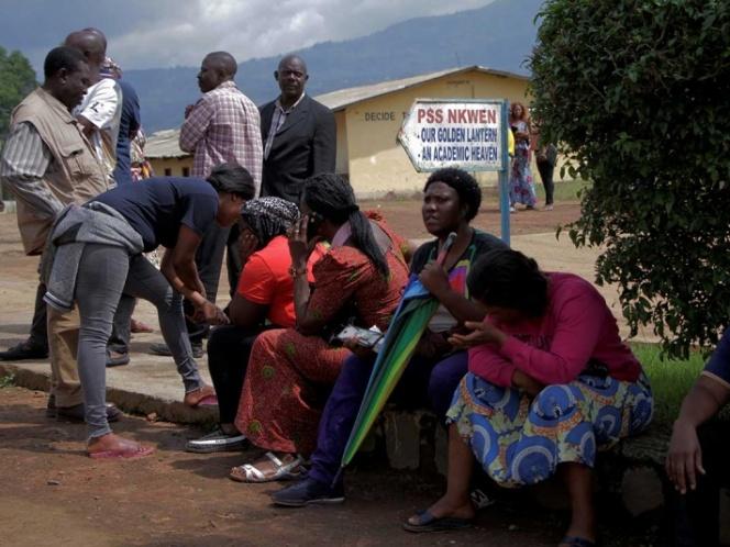 Liberan a 79 estudiantes secuestrados en Camerún