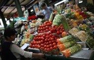 La inflación anual se ubicó en su nivel más bajo en más de dos años.