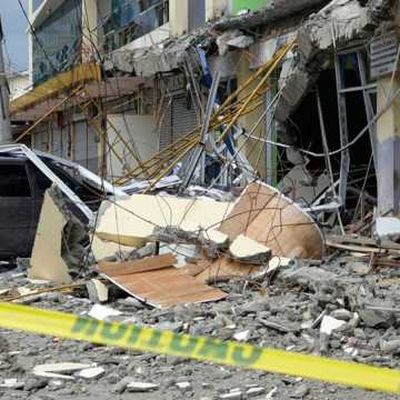 Sismo de 6.3 grados sacude Filipinas; cinco muertos tras caer edificios