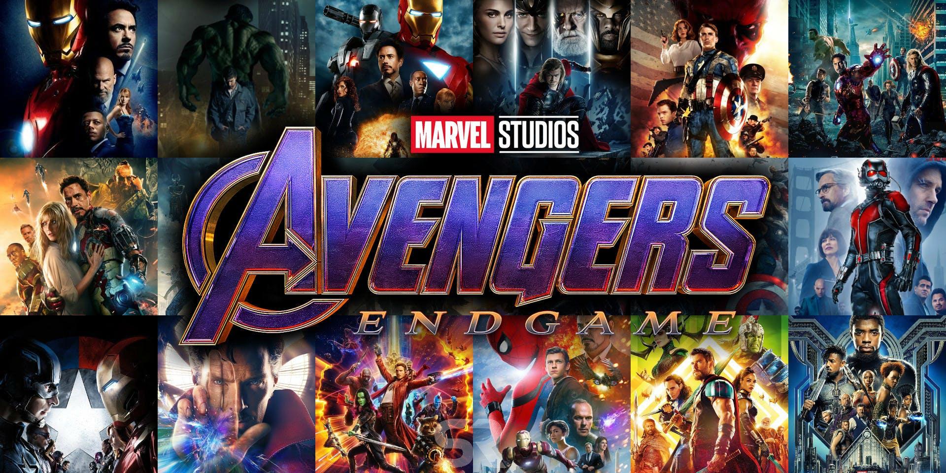 Avengers: Endgame tiene histórico debut
