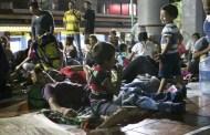 Migrantes viajarán en 45 autobuses de Tapachula a Ciudad de México