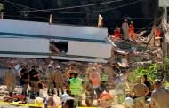 Derrumbe en Río de Janeiro deja dos muertos
