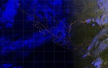 Se pronostica intervalos de chubascos para Veracruz, Oaxaca y Chiapas