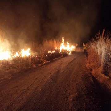 Las lluvias en el estado no son garantía de que los incendios terminan