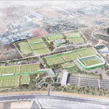 Real Betis presenta nueva Ciudad Deportiva, «la más grande de Europa»