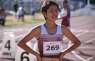 La chiapaneca Rosita Peña, la mejor en los 800 metros planos