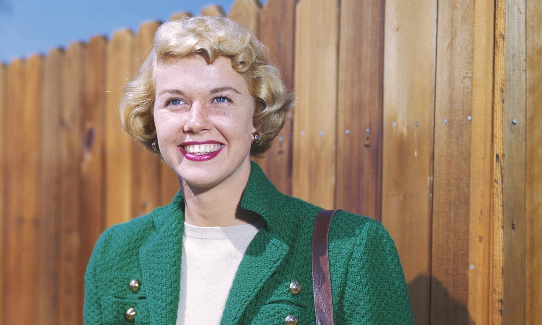 Murió Doris Day, actriz de 'En manos del destino'