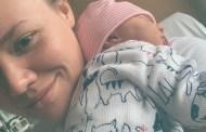 ¡Ya es mamá! Joy Huerta presenta a su bebé