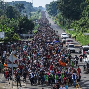 En aumento, tráfico ilícito de migrantes en México: ONU