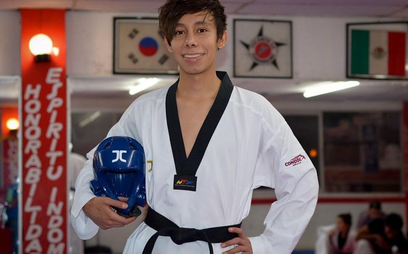 Jorge Hernández a escena en el Mundial de Taekwondo