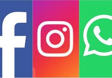 Usuarios reportan problemas a nivel mundial en WhatsApp, Facebook e Instagram