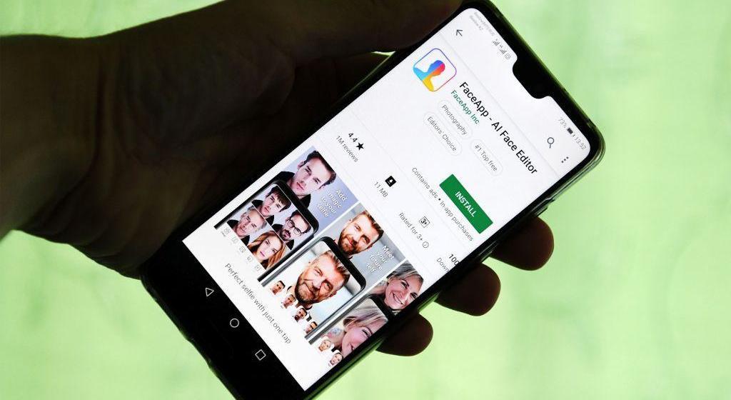 Senador de EU pide al FBI investigar FaceApp por robo de datos