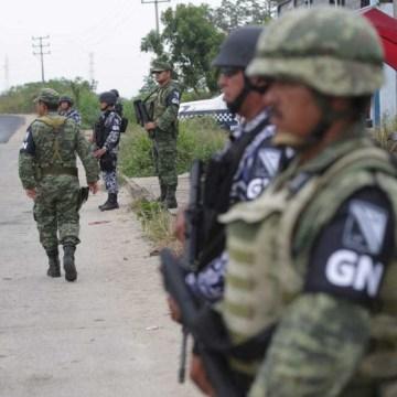 Más de 6 mil elementos de la Guardia Nacional reguardan la frontera sur  VIDEO
