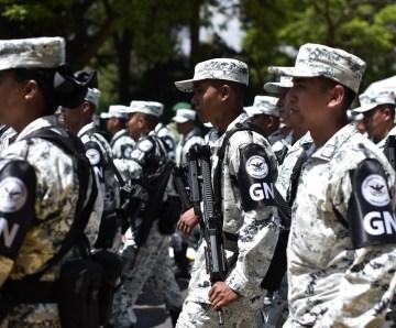 Guardia Nacional ya está en 132 de 150 regiones iniciales AMLO