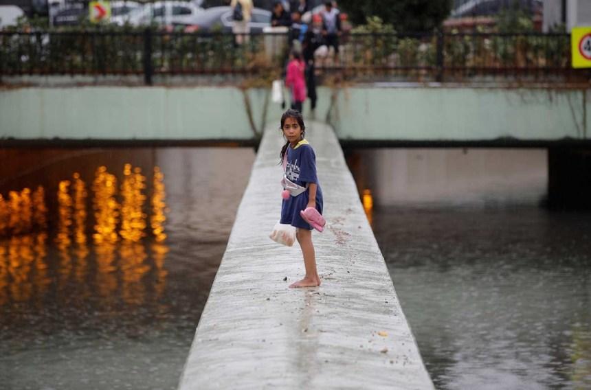 Lluvia causa inundación en Estambul; hay un muerto