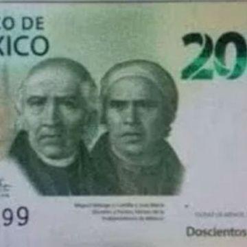 Hoy Banxico presenta nuevo billete de $200