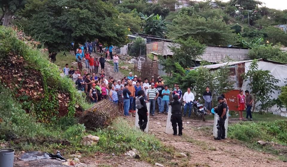 Después de 3 años se esta haciendo justicia en el Cañón del Sumidero, aún faltan 6.5 hectáreas por recuperar