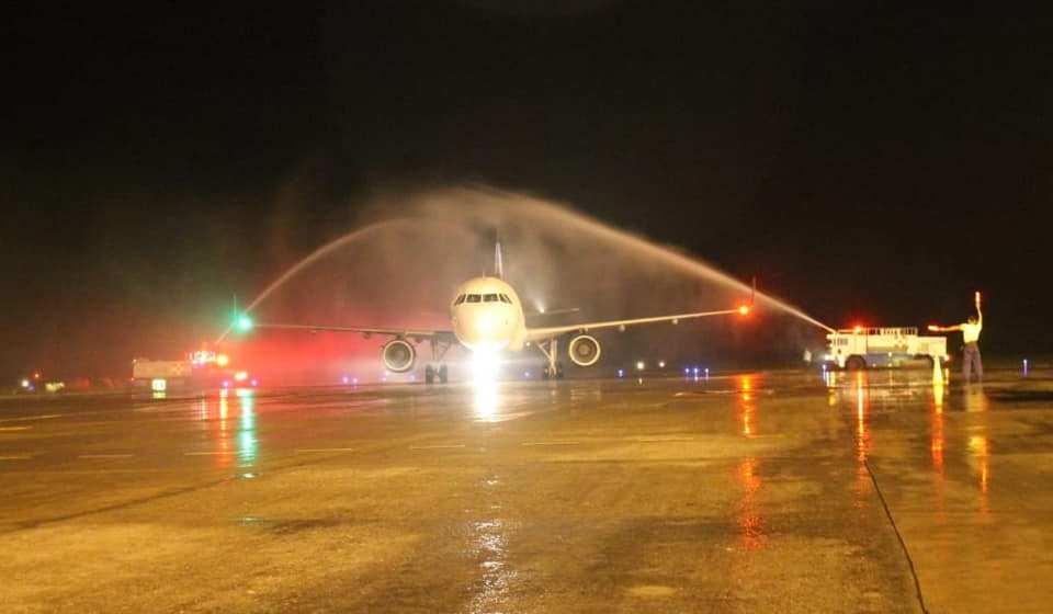 Nuevo vuelo Tapachula – Tijuana