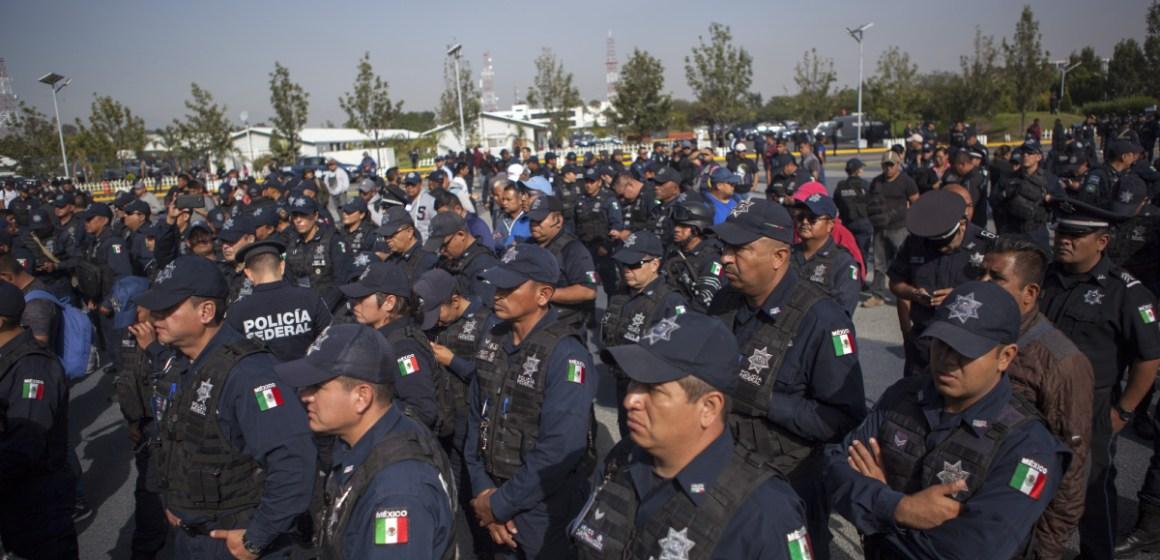 La Policía Federal debe revelar nombres de los funcionarios que escoltó en los gobiernos de Calderón y EPN