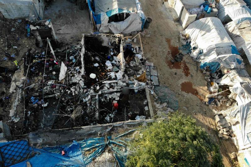 10 niños y 9 adultos murieron durante ataque con misiles en Siria