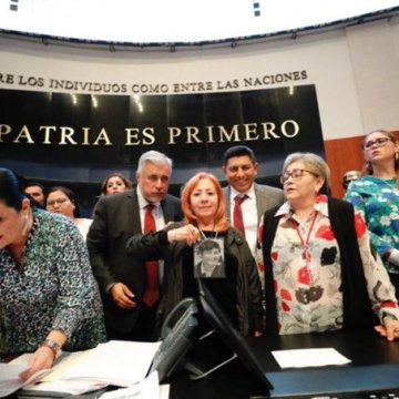 Rosario Piedra anuncia plan de austeridad en CNDH