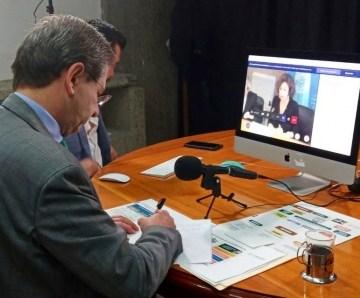Expone SEP ante ONU medidas preventivas contra Covid-19