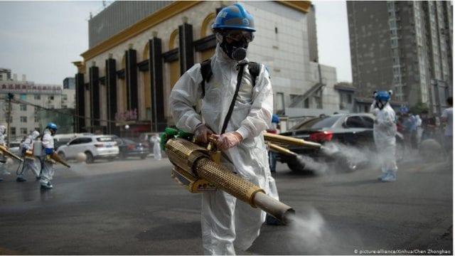 En China, emiten alerta sanitaria por un caso de peste bubónica