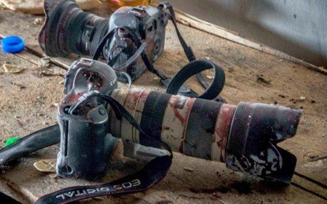 Mexico registra 140 agresiones contra periodistas y activistas durante pandemia