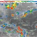 Se pronostican lluvias muy fuertes para Chiapas, Jalisco, Michoacán, Nayarit, Oaxaca y Veracruz