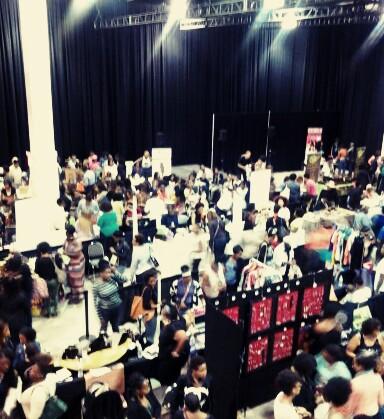 LYHD Expo booths