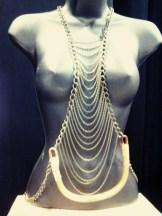 """CANDID ART Accessories """"Warrior Chain"""""""